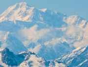 Denali National Park view from Talkeetna