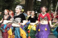 Performing Arts in Eugene Celebration Parade by Molly Blancett