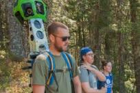 Google Trekking Hiking by Thomas Moser