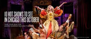 10 Hot Shows to See in Chicago This October