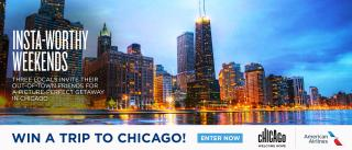 Insta-Worthy Weekends | Win A Trip to Chicago!