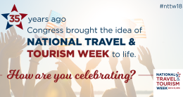 Tourism Week 2018 - Then & Now