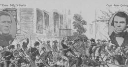 Skirmish at Fairfax Court House