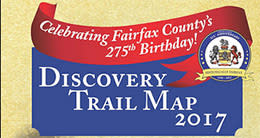 Fairfax County Discovery Trail Logo