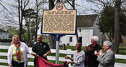 Fairfax County Historic Markers