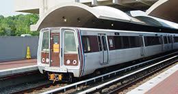 Metrorail in DC Area
