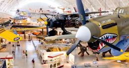 Smithsonian National Air and Space Udvar-Hazy Center