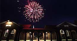 Workhouse Arts Center Fireworks