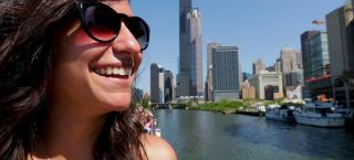 Chicago, Illinois – The Riverwalk and Beyond