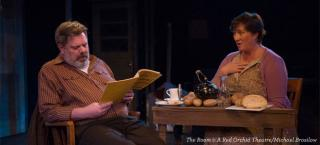 A Red Orchid Theatre presents The Room