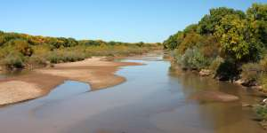 The Rio Grande and Rio Chama Header
