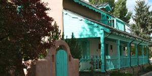 Territorial House Inn, Taos