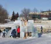 Warming Hut, The Forks