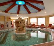 Elkhorn Resort's soothing waters of Equinox Mineral Pool