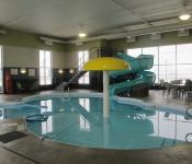 Make a splash in the Best Western Hotel