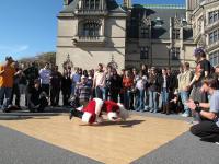 Bboy Santa at Biltmore 2