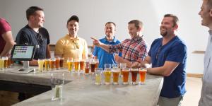 Quattro Goomba Tasting Group