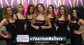 Las Vegas Performers Celebrate National Travel and Tourism Week