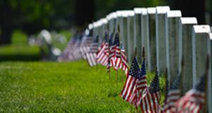 Arlington Cemetery - Memorial Day