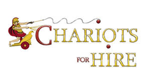 Chariots for Hire logo
