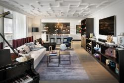 The Elizabeth Hotel Music Suite