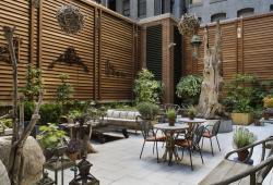 Crosby Street Hotel Sculpture Garden