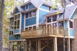Joe Wheeler State Park and Lodge Cottage