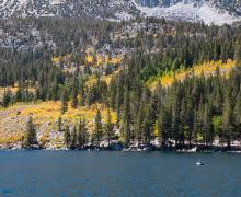 Rock Creek Lake Fishing