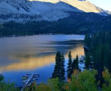 Rock Creek Lake Fall 2017