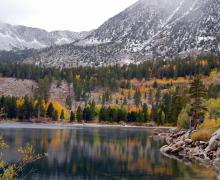 Rock Creek Lake Reflections