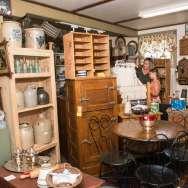 Antique Shopping Bouckville
