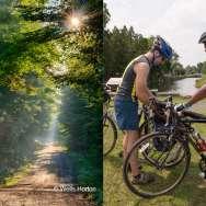 Hike it. Bike it. Ride it.