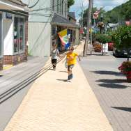 Yellow Brick Road Downtown Chittenango