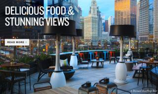 Delicious Foods & Stunning Views