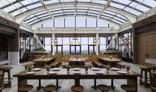 Cindy's Rooftop at Chicago Athletic Association Hotel