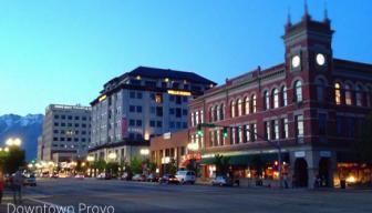 Downtown Provo
