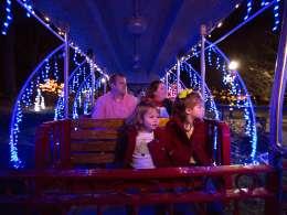 Rowan County Traditions: Celebration of Lights & Winterland Express Train