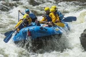Cache la Poudre River Rafting