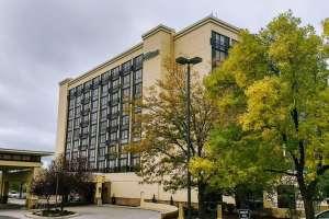 Hilton - outside view