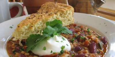World Record Attempt at Asheville Chili Chow Down