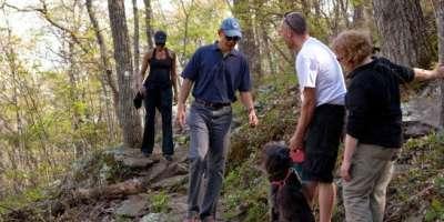 Is Asheville the Next Presidential Retirement Hotspot?
