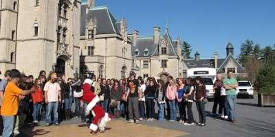 Dancing B-Boy Santa Is Giving Away A Grand Vacation!