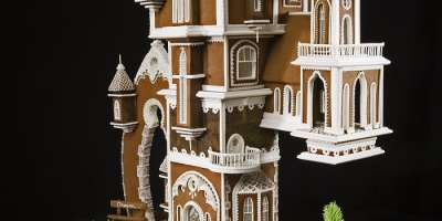 2016 National Gingerbread Competition Winner