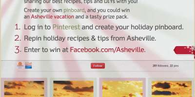 Pin Your Way to Asheville