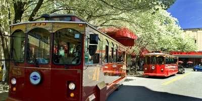 Grayline Asheville Trolley Tours