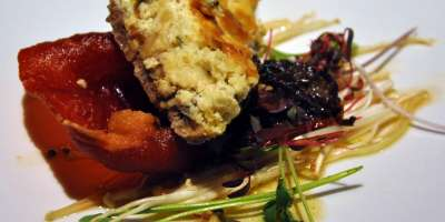 WNC Chef's Engage in a Fungi Fued
