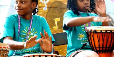 LEAF Brings Funky Cultural Fest to Downtown