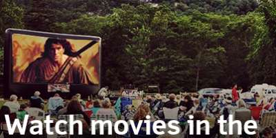 Movie in the Meadows