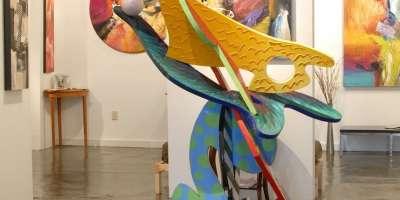 Magazine Ranks Asheville as Top Art Destination