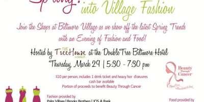 Biltmore Village Fashion Show